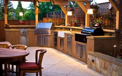 Create a Backyard Oasis