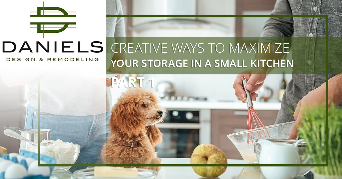 Creative Ways to Maximize Your Storage in a Small Kitchen Part 1